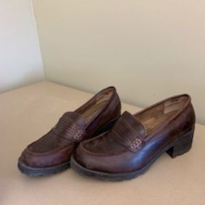 Eastland Newbury brown leather shoes